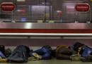 I migranti arrivati a Monaco di Baviera