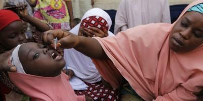 La poliomielite non è più endemica in Nigeria