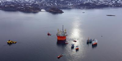 L'ENI estrarrà petrolio dall'Artico