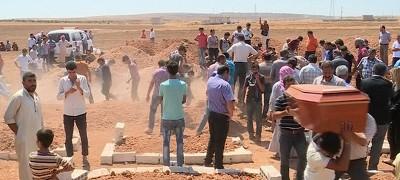 Il funerale del bambino Alan Kurdi