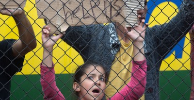 I migranti ancora bloccati in Ungheria