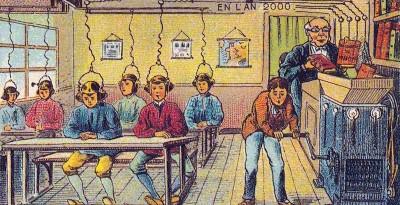 Come nel 1899 immaginavano il 2000