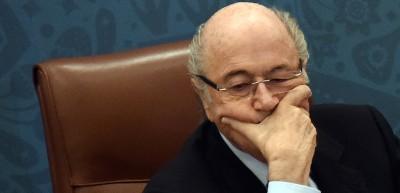C'è un'indagine su Blatter in Svizzera