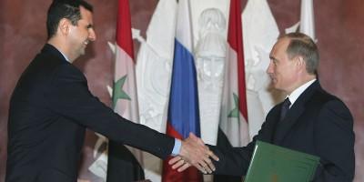 Cosa succede con la Russia nella guerra in Siria