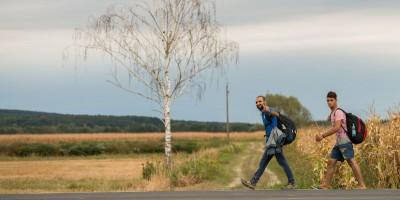 Migliaia di migranti sono arrivati in Austria