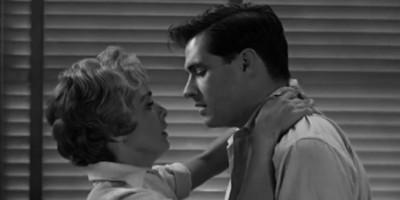 I baci nei film di Hitchcock