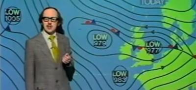 La rottura tra BBC e il servizio meteorologico