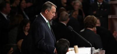 John Boehner, l'uomo del giorno