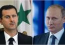 Otto cose brevi sulla Russia in Siria