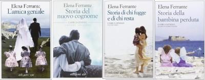 Le copertine dei libri di Elena Ferrante sono brutte?