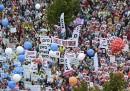 C'è un grande sciopero oggi in Finlandia