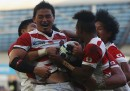 Giappone-Sudafrica, la più sorprendente partita nella storia del rugby