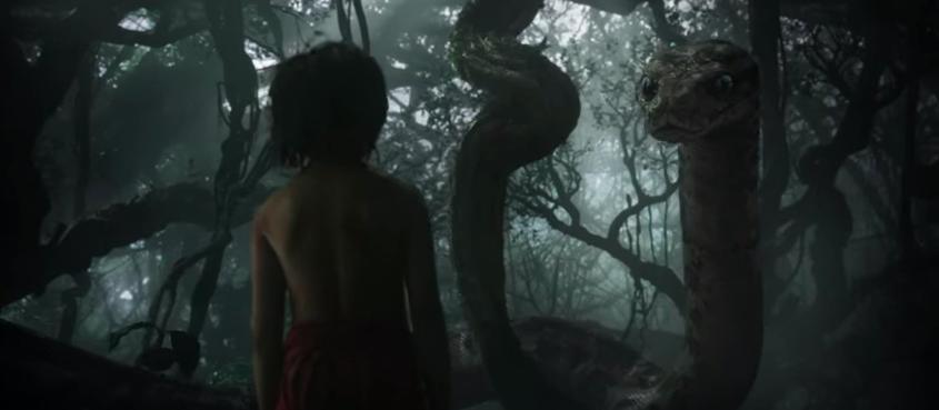 Il primo trailer del nuovo film quot libro della giungla