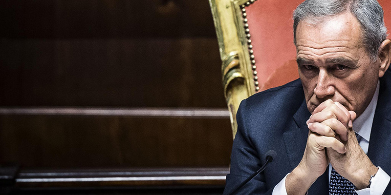 L 39 articolo 2 della riforma del senato il post for Senato italiano composizione