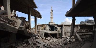 La Russia ha attaccato in Siria