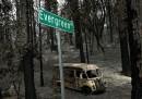 Gli incendi in California continuano
