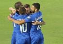 Italia-Bulgaria è finita 1-0