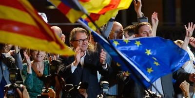 I separatisti hanno vinto in Catalogna