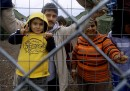 I migranti nei campi ungheresi