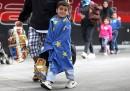 Le foto dei migranti accolti in Germania