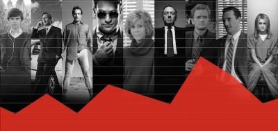 """I dati di Netflix sull'episodio """"decisivo"""" per finire una serie tv"""
