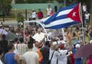 Papa Francesco è arrivato a Cuba