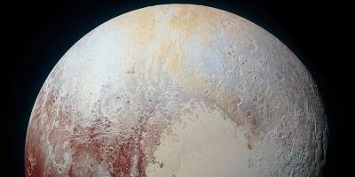 Plutone in HD