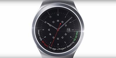 Il nuovo Samsung Gear S2