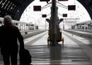 Lo sciopero dei treni di oggi