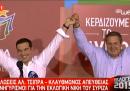 Syriza ha vinto in Grecia, di nuovo