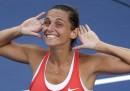 Roberta Vinci: «Butta la palla di là e corri, non fermarti a pensare»