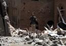 In Yemen c'è ancora una guerra