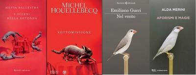 Libri diversi e copertine uguali