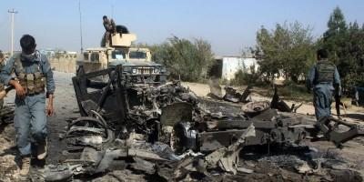 L'ospedale di MSF bombardato per sbaglio in Afghanistan