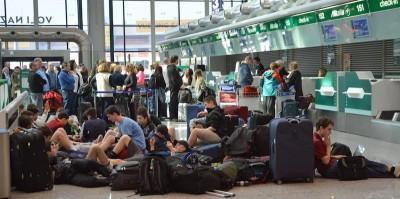C'è uno sciopero negli aeroporti giovedì 8 ottobre: le cose da sapere