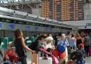 Gli orari dello sciopero degli aeroporti di oggi, giovedì 8 ottobre