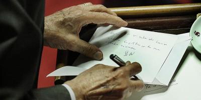 La lettera di Napolitano su cosa pensa di Berlusconi