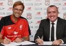 Jurgen Klopp è il nuovo allenatore del Liverpool