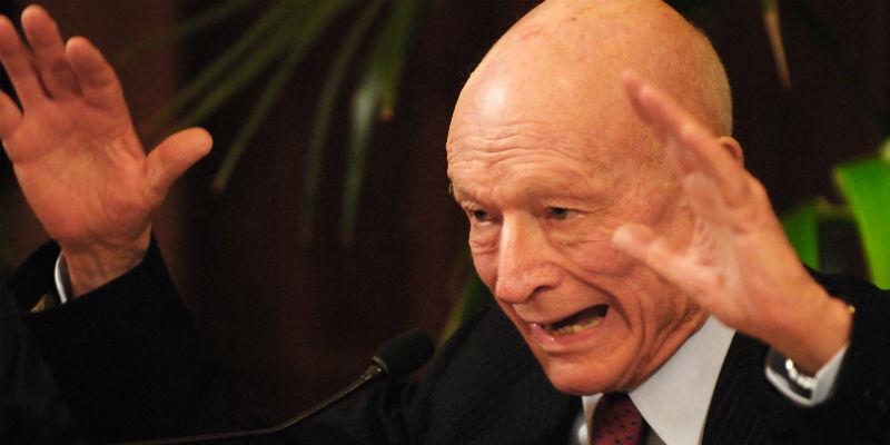 È morto Bernardo Caprotti, cofondatore della catena di supermercati Esselunga, aveva 90 anni