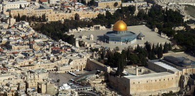 La divisione di Gerusalemme, spiegata