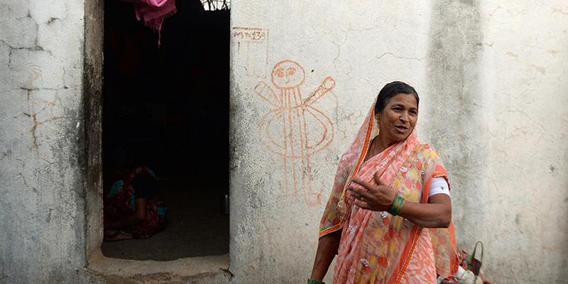 Il paese indiano dove le case non hanno le porte il post for Case che hanno ascensori