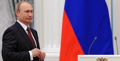 Secondo Putin gli Stati Uniti «hanno poltiglia al posto del cervello»