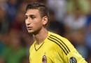 Chi è Gianluigi Donnarumma, il portiere che ha esordito in Serie A a 16 anni