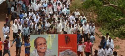 La protesta degli scrittori in India