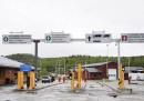 I migranti che arrivano in Norvegia in bici
