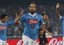 Legia Varsavia-Napoli 0-2