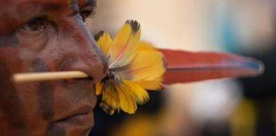 """Le foto dei primi """"Giochi mondiali dei popoli indigeni"""", in Brasile"""