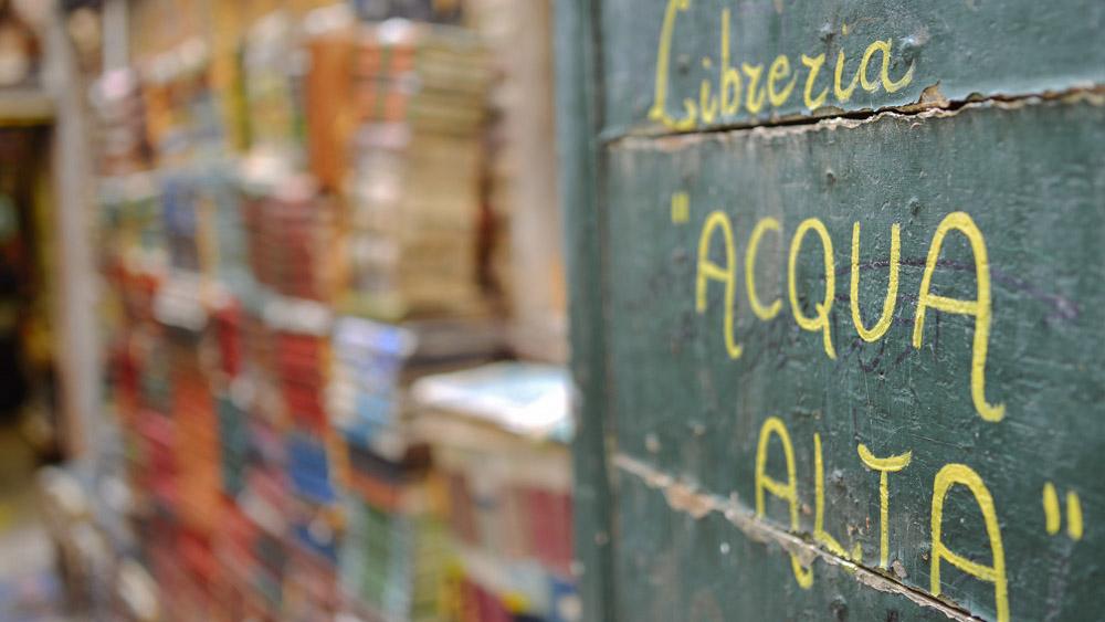 Librera Acqua Alta