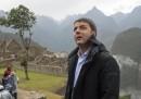 Le foto di Matteo Renzi in Sudamerica