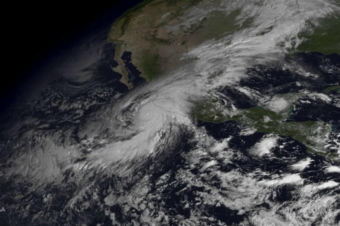 Patricia NOAA